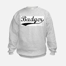 Badger - Vintage Sweatshirt