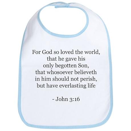 John 3:16 Bib
