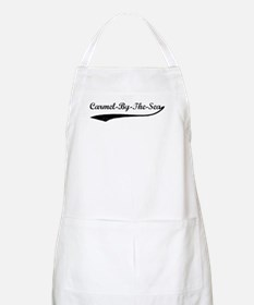 Carmel-By-The-Sea - Vintage BBQ Apron