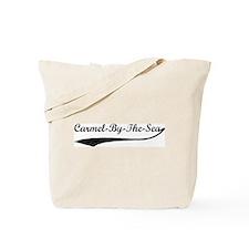 Carmel-By-The-Sea - Vintage Tote Bag