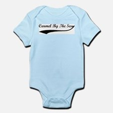 Carmel By The Sea - Vintage Infant Creeper