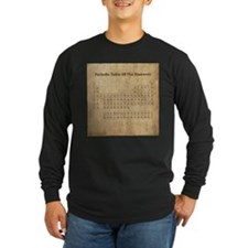 Vintage Periodic Table T