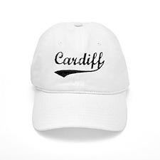 Cardiff - Vintage Baseball Cap
