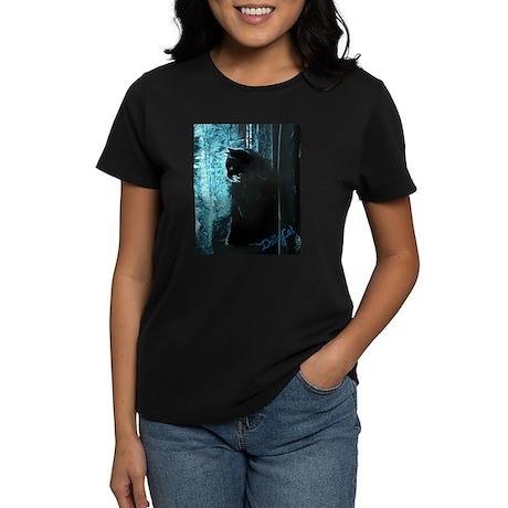 DollyCat Deep Deep Blue - Ragdoll Cat Women's Dark
