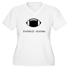 Football Grandma T-Shirt