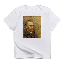 Van Gogh Self Portrait Infant T-Shirt