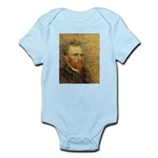 Van Gogh Self Portrait Infant Bodysuit