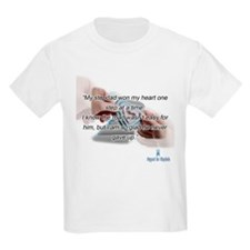 stepdad won my heart T-Shirt