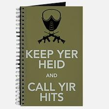 Keep yer heid and call yir hits Journal