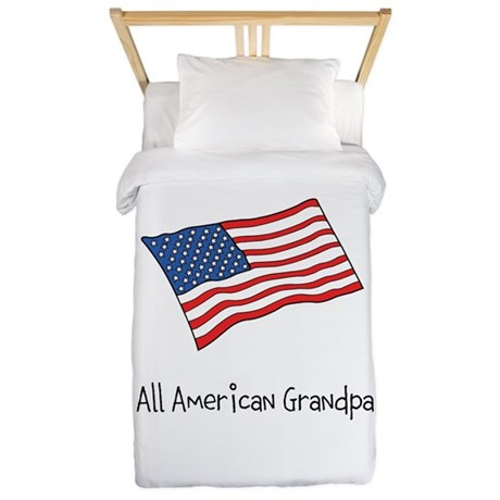 All American Grandpa Twin Duvet