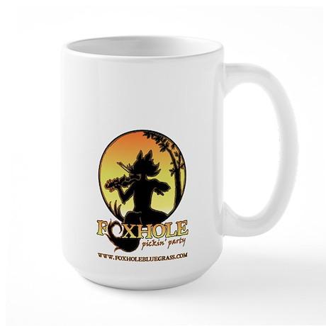 Foxhole Large Mug