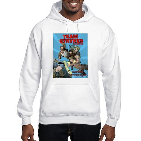 Team Stryker Hooded Sweatshirt