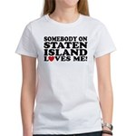 Staten Island Women's T-Shirt