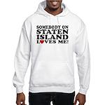 Staten Island Hooded Sweatshirt