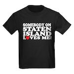 Staten Island Kids Dark T-Shirt
