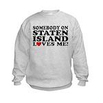 Staten Island Kids Sweatshirt