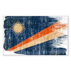 Marshall Islands Flag Decal