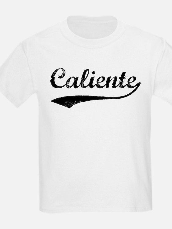Caliente - Vintage Kids T-Shirt