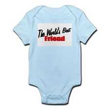 """The World's Best Friend"" Infant Creeper"