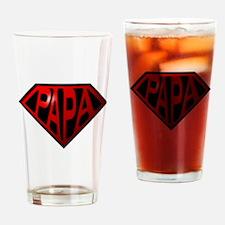 papa Drinking Glass
