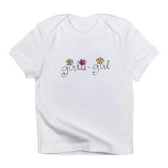 girlie-girl Infant T-Shirt