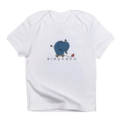 elephant Infant T-Shirt