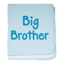 Big Brother/ Sister baby blanket