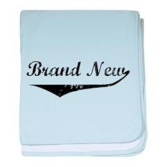 brand-new baby blanket
