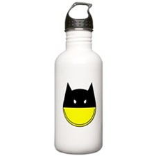 Bat Smiley Stainless Water Bottle 1.0L