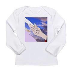 Luke.jpg Long Sleeve Infant T-Shirt