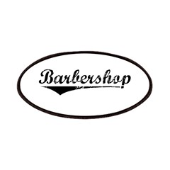 barbershop Patches