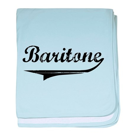 baritone-blk.png baby blanket