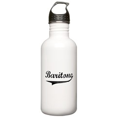 baritone-blk.png Water Bottle