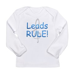 leads rule.png Long Sleeve Infant T-Shirt