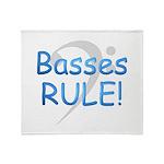 basses rule-invert31.png Throw Blanket