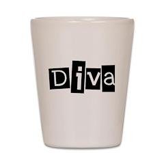 diva blocks-colors.png Shot Glass