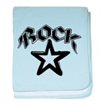 rock star2.png baby blanket
