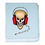 devils music-2glow.png baby blanket