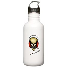 devils music-2glow.png Stainless Water Bottle 1.0L