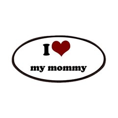i heart my mommy.png Patches