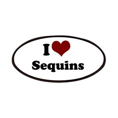 i heart sequins.png Patches