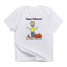 happy halloween card - ortho.png Infant T-Shirt