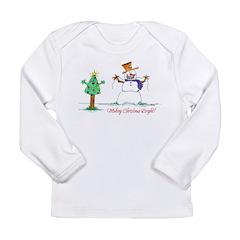 12 dec copy.jpg Long Sleeve Infant T-Shirt