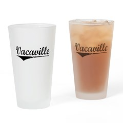 vacaville-sq.png Drinking Glass