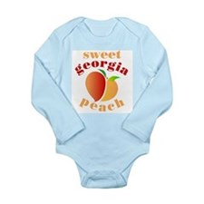 Cool Location Long Sleeve Infant Bodysuit