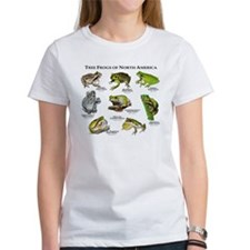 Tree Frogs of North America Tee