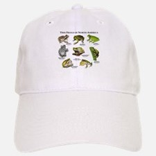 Tree Frogs of North America Baseball Baseball Cap