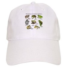 Tree Frogs of North America Baseball Cap