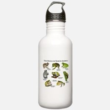 Tree Frogs of North America Water Bottle