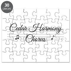CedarharmonyChorus.png Puzzle